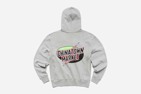 Logo-Remix Shirt Designs : Chinatown Market Logo