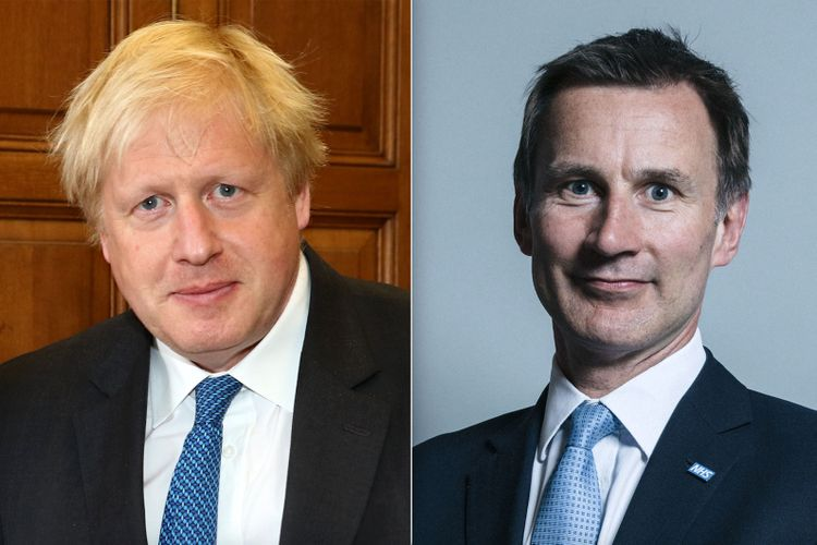 'Marmite' Johnson or Hunt? Which would be good for the arts?