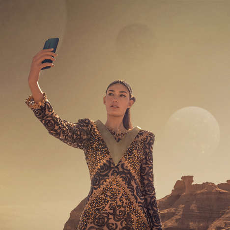 Martian Smartphone Campaigns : lead the species