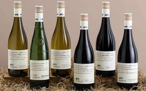 Multi-Country Wine Collections : Squealing Pig