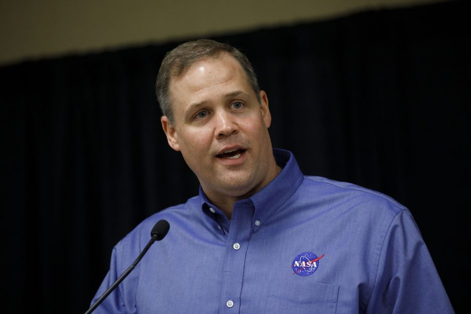 NASA chief Bridenstine on harvesting rare-earth metals from the moon