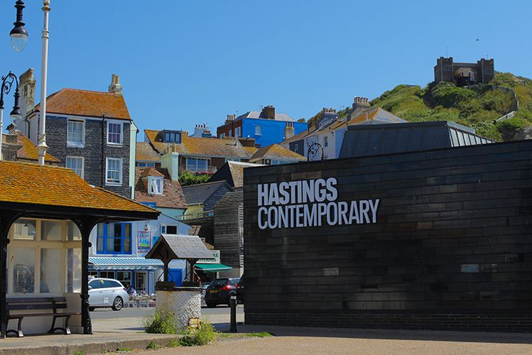 Newly launched Hastings Contemporary reveals an 'entrepreneurial' institutional model