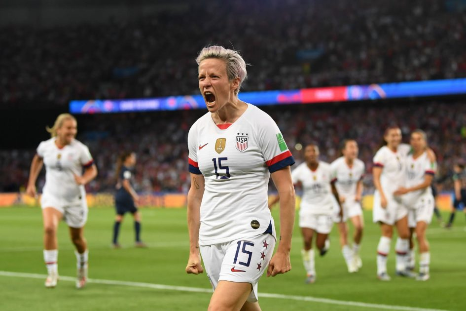 Nike wins big as the US women's soccer team takes the World Cup