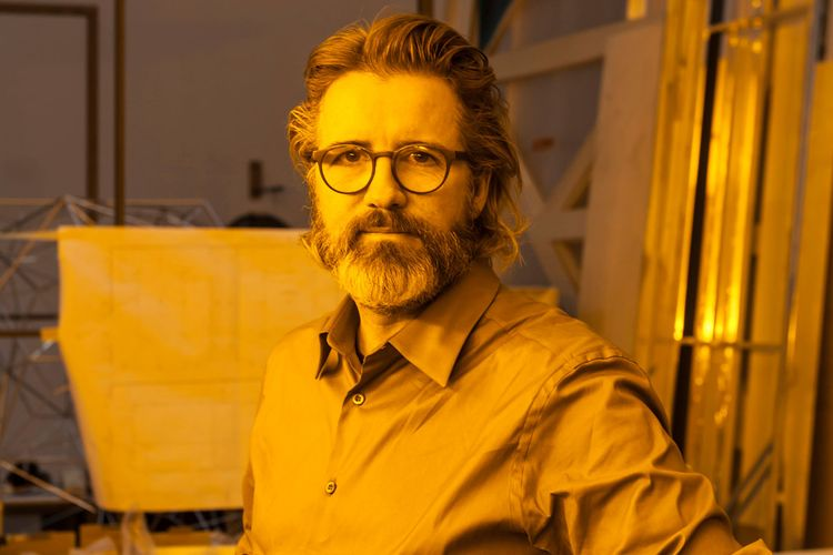 Olafur Eliasson: the art world is 'trying to find its feet' on climate change