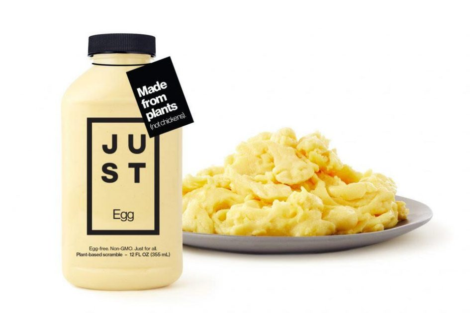 Plant-based eggs land their first major fast food deal