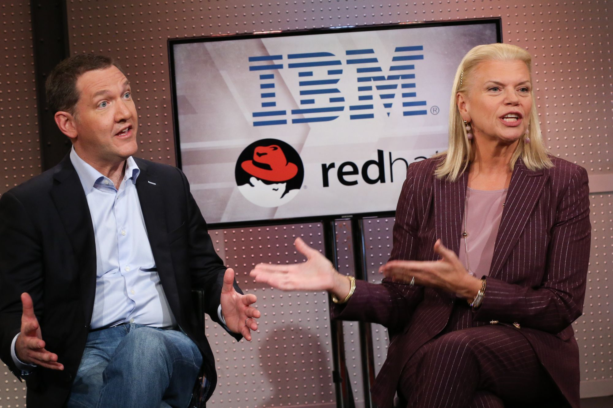 Red Hat software benefits the whole company