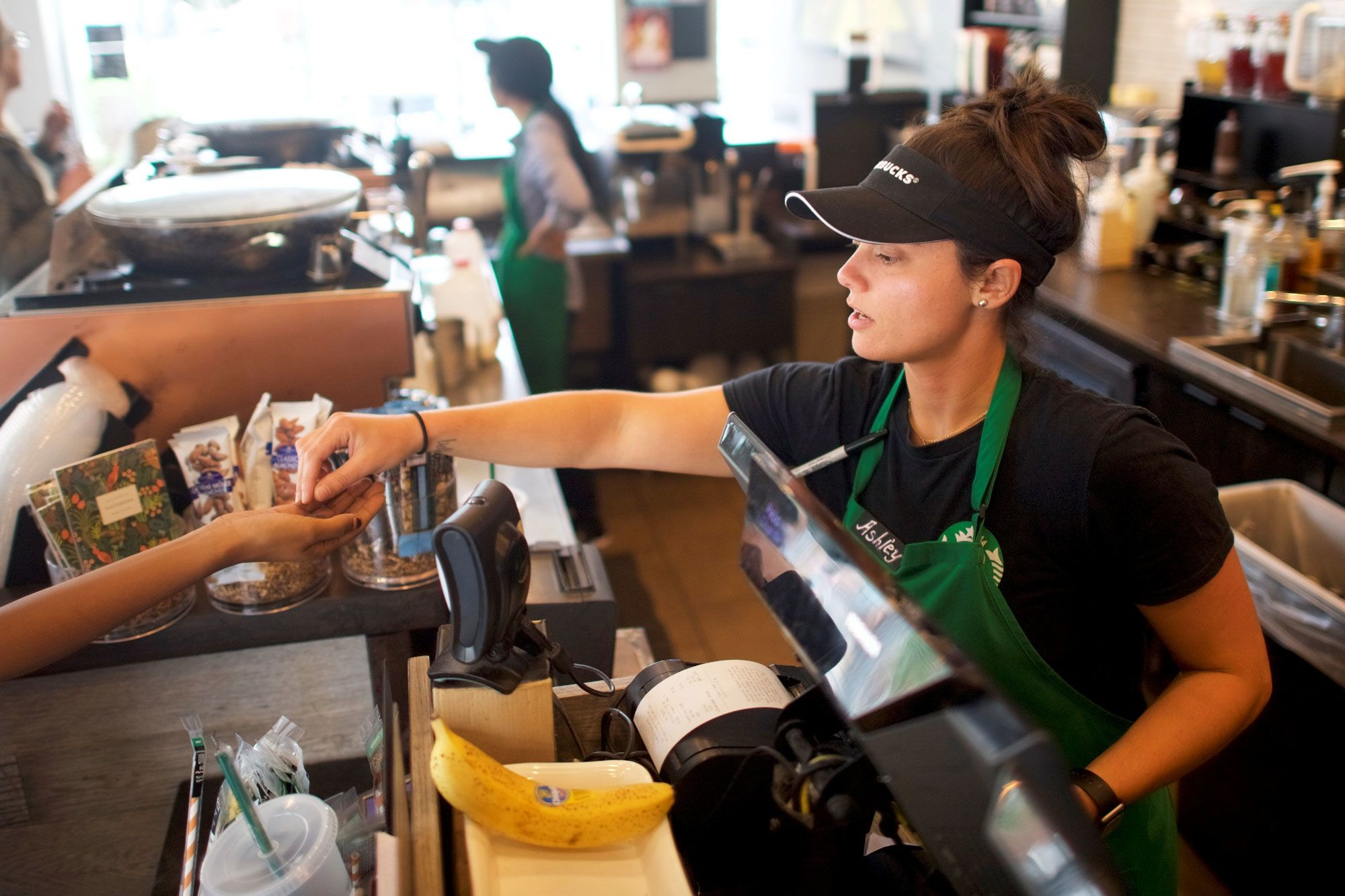 Starbucks will stop selling newspapers in its cafes