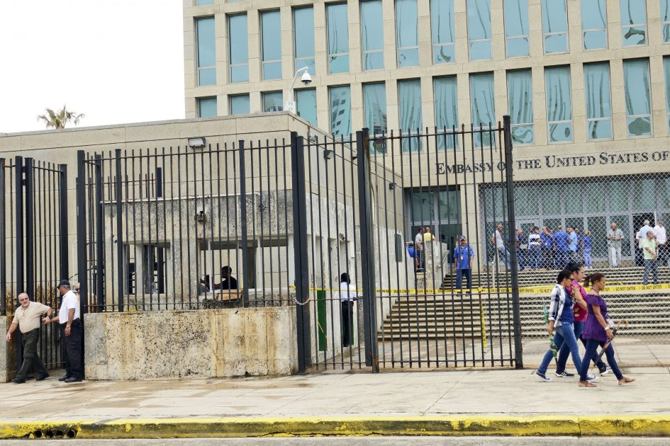 Study finds differences in brains of US diplomats after Cuba mystery attacks