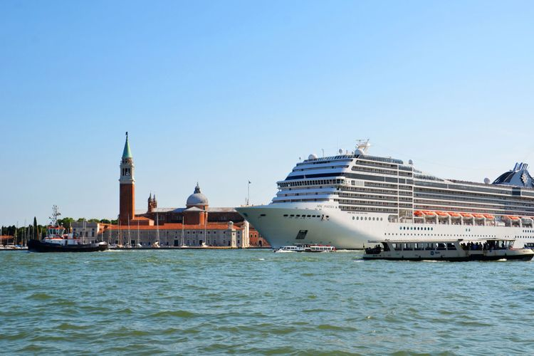 The Turkish shareholders in the port of Venice want to keep cruise ships coming—and the mayor supports them