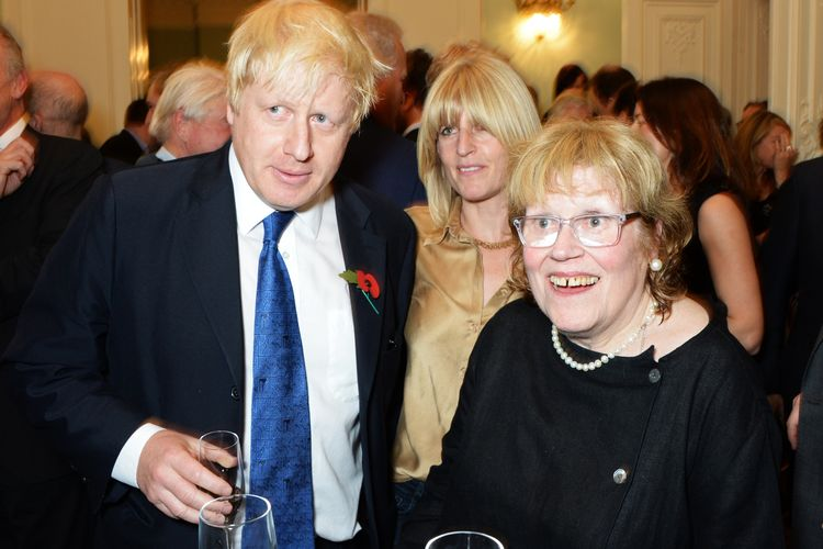 The artistic women in Boris Johnson's life