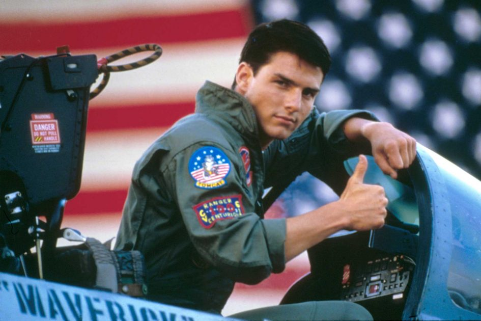 Tom Cruise's 'Top Gun' jacket shows how key China is to film industry