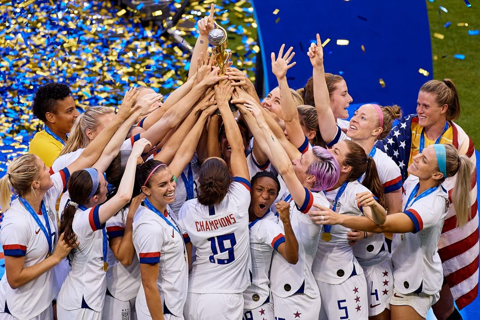 US defeats Netherlands 2-0 in FIFA Women's World Cup