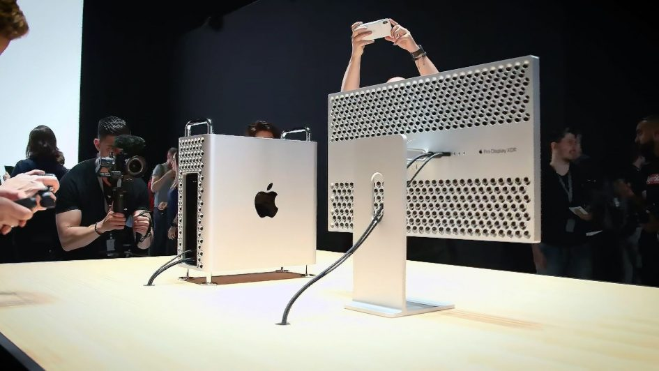 We want to continue making Mac Pro in U.S.
