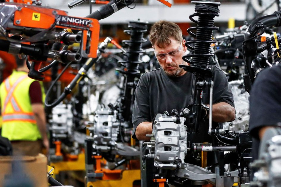 Weakness in US industrial economy could push Fed to cut rates