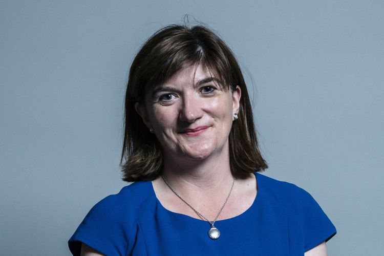 What next? Nicky Morgan appointed UK's new culture secretary