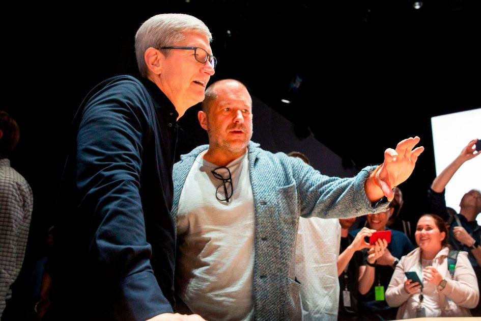 Why Jony Ive departure didn't hurt Apple stock
