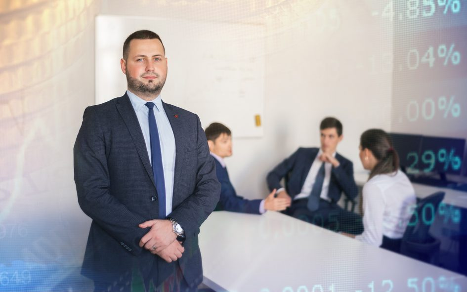 Dmitry Krupenko will help you to conquer financial markets