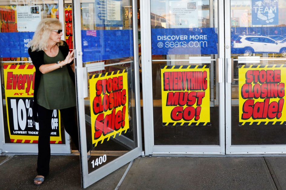 26 Sears, Kmart stores to close, company 'cannot rule out' more