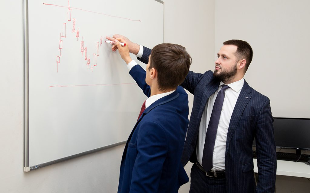 Learn trading from the professional — Dmitry Krupenko