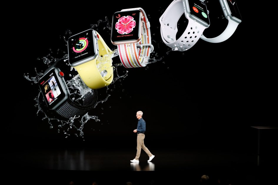 Apple, Eli Lilly studying if iPhones, Apple Watches can spot dementia