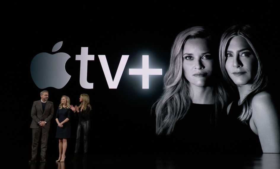 Apple spending $6 billion on shows, trying to beat Disney+: FT