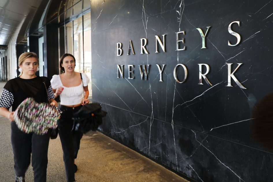 Barneys has until Oct. 24 to find a buyer and avoid liquidation