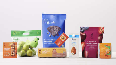 Better-for-You Grocery Brands : good gather