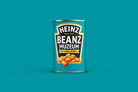 Branded Bean-Themed Events : Beanz muzeum