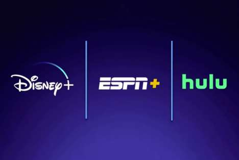 Bundled Streaming Services : Disney+ streaming service