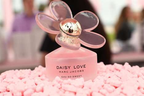 Candy-Themed Perfume Pop-Ups : Fragrance Event