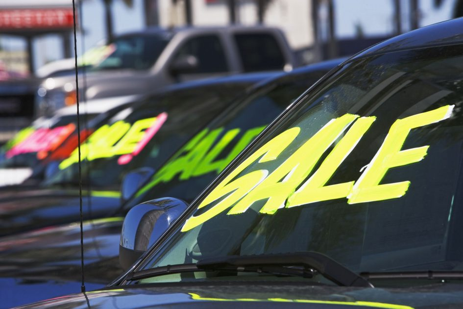 Car-crazy Californians tap the brakes on buying new vehicles