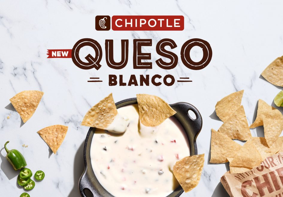 Chipotle is testing a new queso