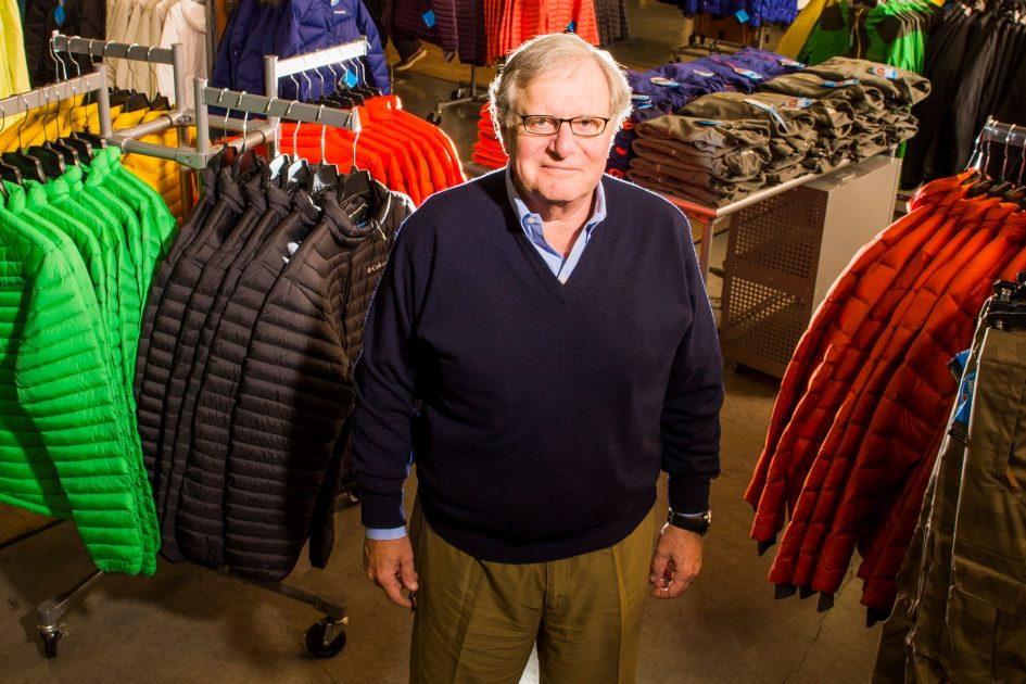 Columbia Sportswear CEO says China is not a 'big bad market'