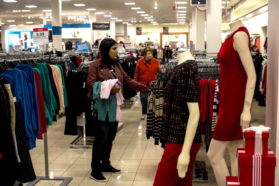 Department stores could have a 'sobering' Christmas, analyst warns