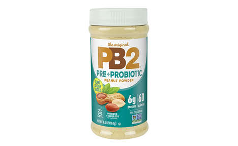 Digestion-Enhancing Peanut Powders : Peanut Powder
