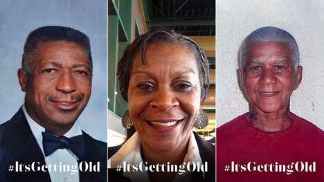 Digitally-Aged Anti-Racism Campaigns : ItsGettingOld Campaign