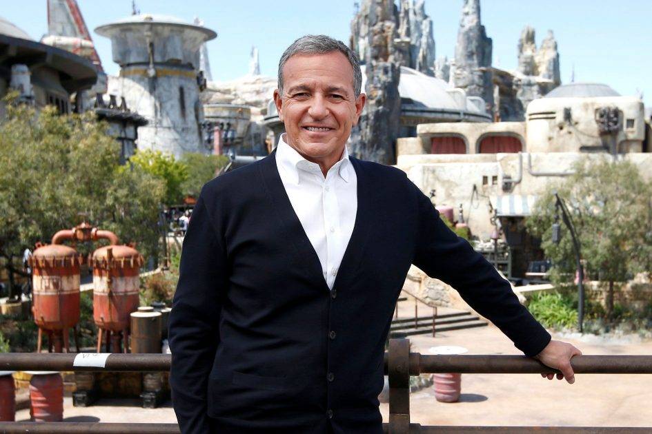 Disney CEO Bob Iger interview after Q3 earnings