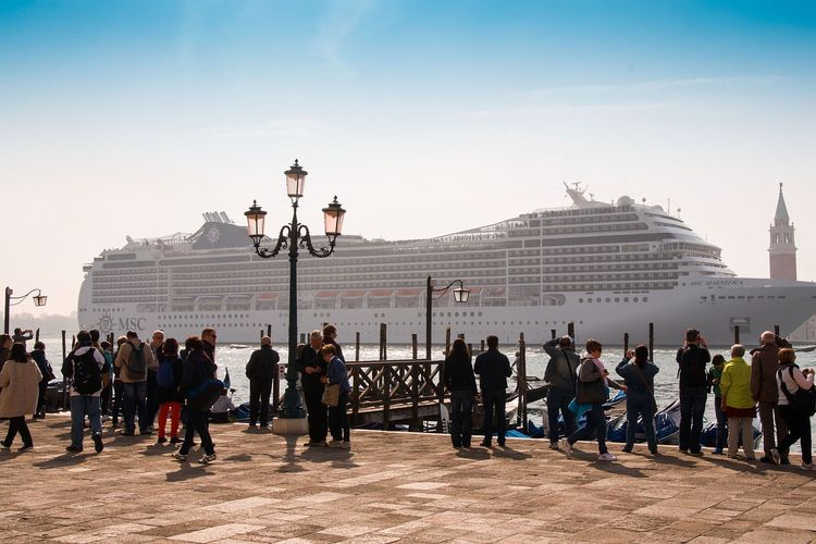 Don't believe what you read in the papers: Venice won't lose its cruise ships any time soon