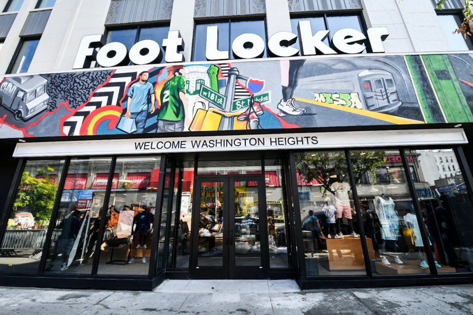 Foot Locker is opening massive 'Power' stores across the US, with Nike