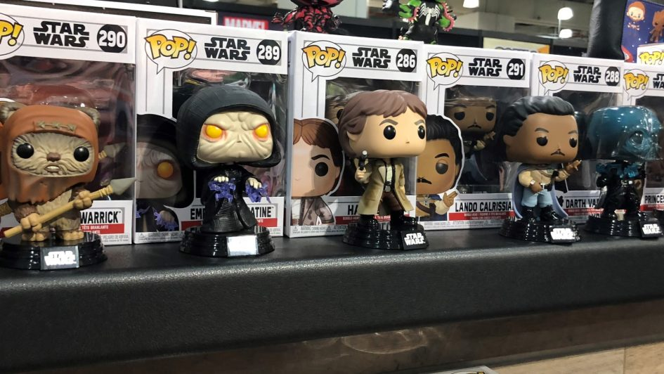 Funko stock pops on strong sales, raised forecast