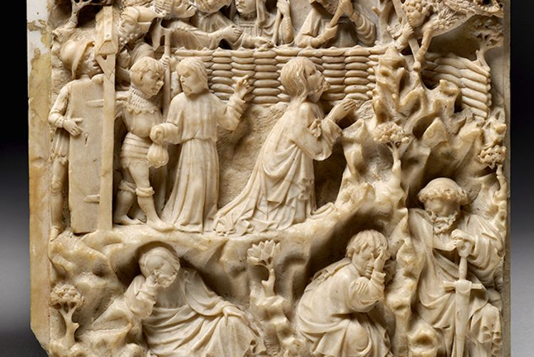 Glam rock: alabaster was not medieval England's 'poor man's marble' new book finds