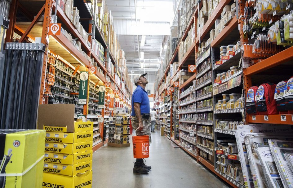 Home Depot says suppliers are moving manufacturing out of China