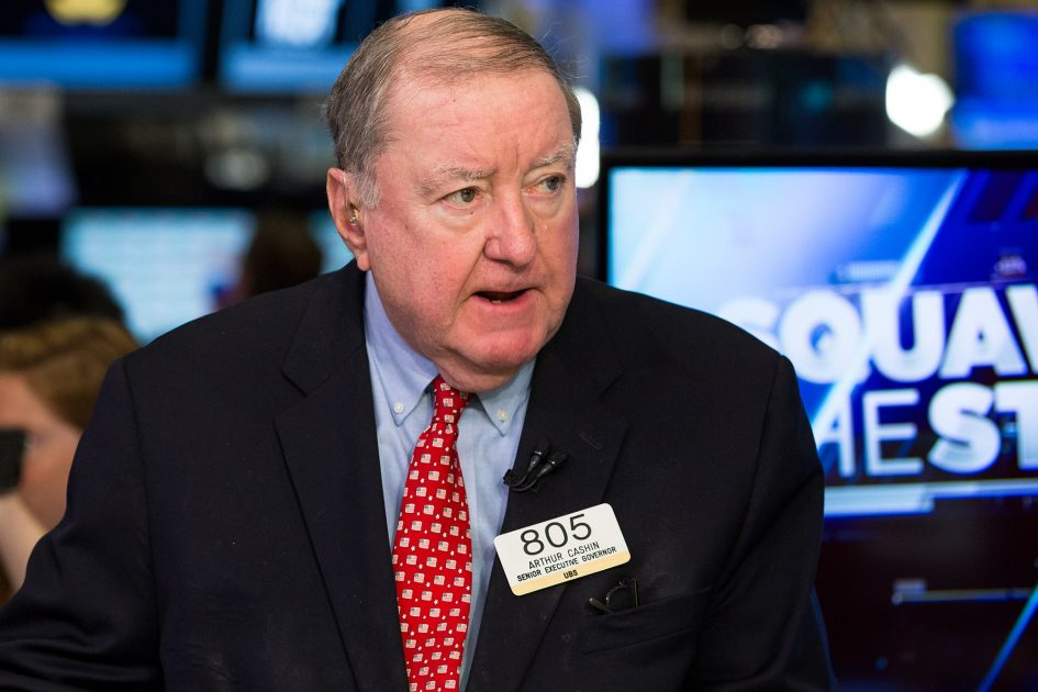 I think Trump has learned his lesson after market volatility, says Art Cashin