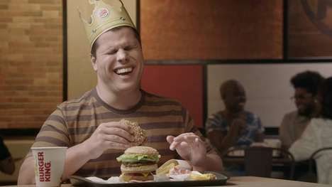 Inclusivity-Focused Burger Ads : burger king ad