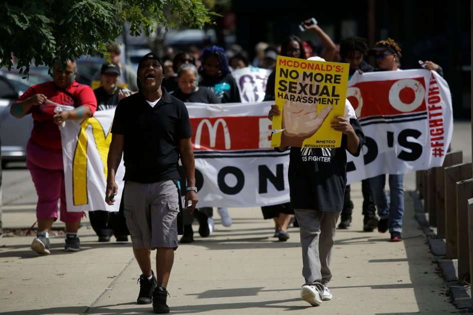 McDonald's announces new anti-harassment training for US employees