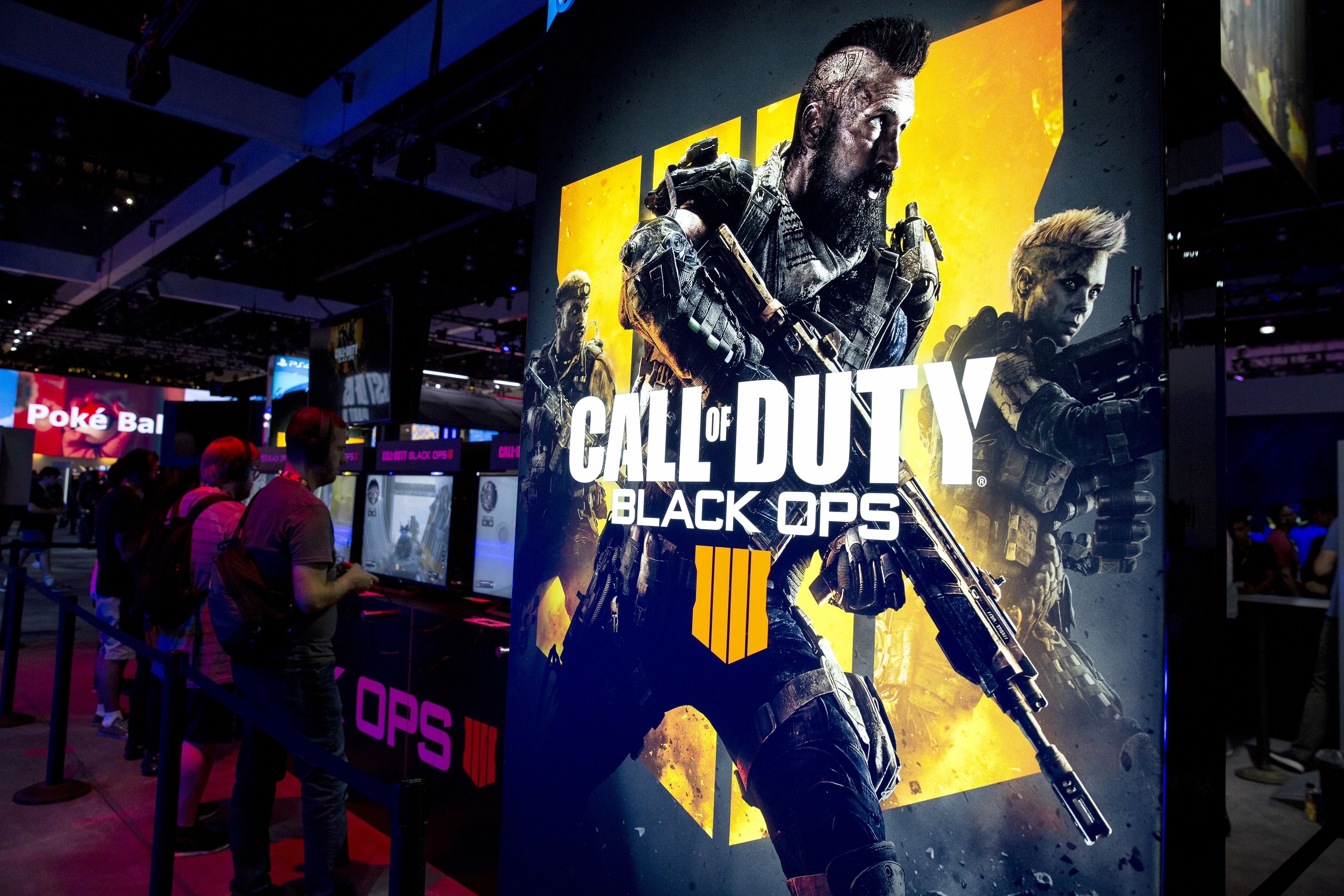 No evidence that violent video games are causing mass shootings