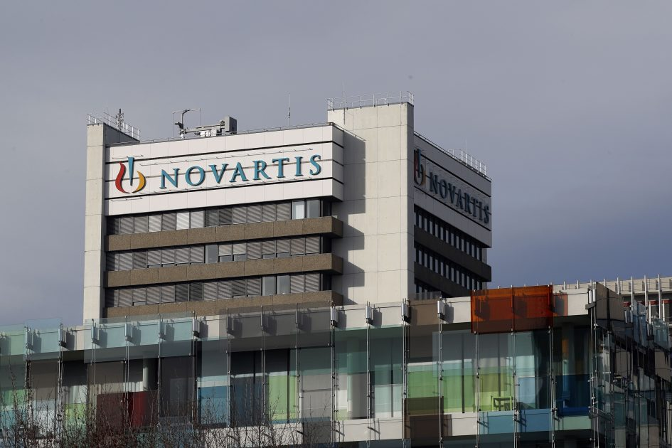 Novartis allegedly fires brother scientists over data manipulation