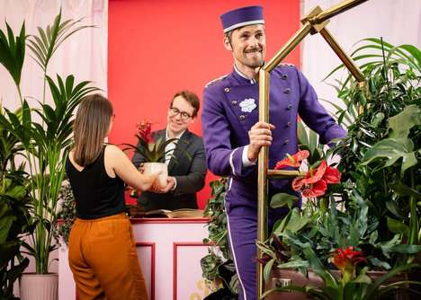 Plant Care Hotels : hotel for plants