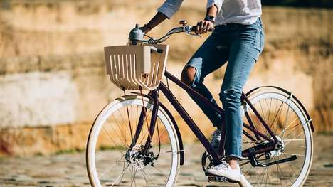 Recycled Coffee Pod Bicycles : RE:CYCLE by Vélosophy
