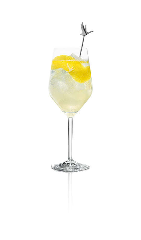 Refreshing Lemon-Infused Vodkas : Grey Goose Le Citron